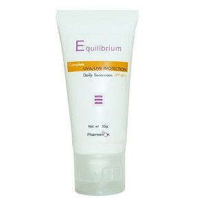 Equilibrium Complete Protection Daily Sunscreen SPF40 PA+++ 30g.ครีมกันแดด